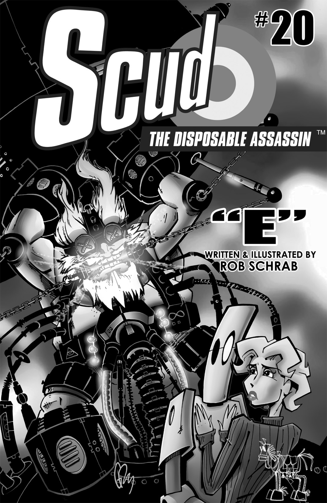 Read online Scud: The Disposable Assassin: The Whole Shebang comic -  Issue # TPB (Part 4) - 2