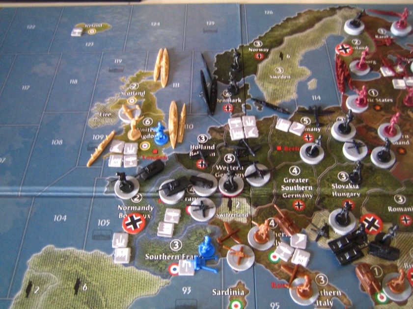 Axis and allies online browser game