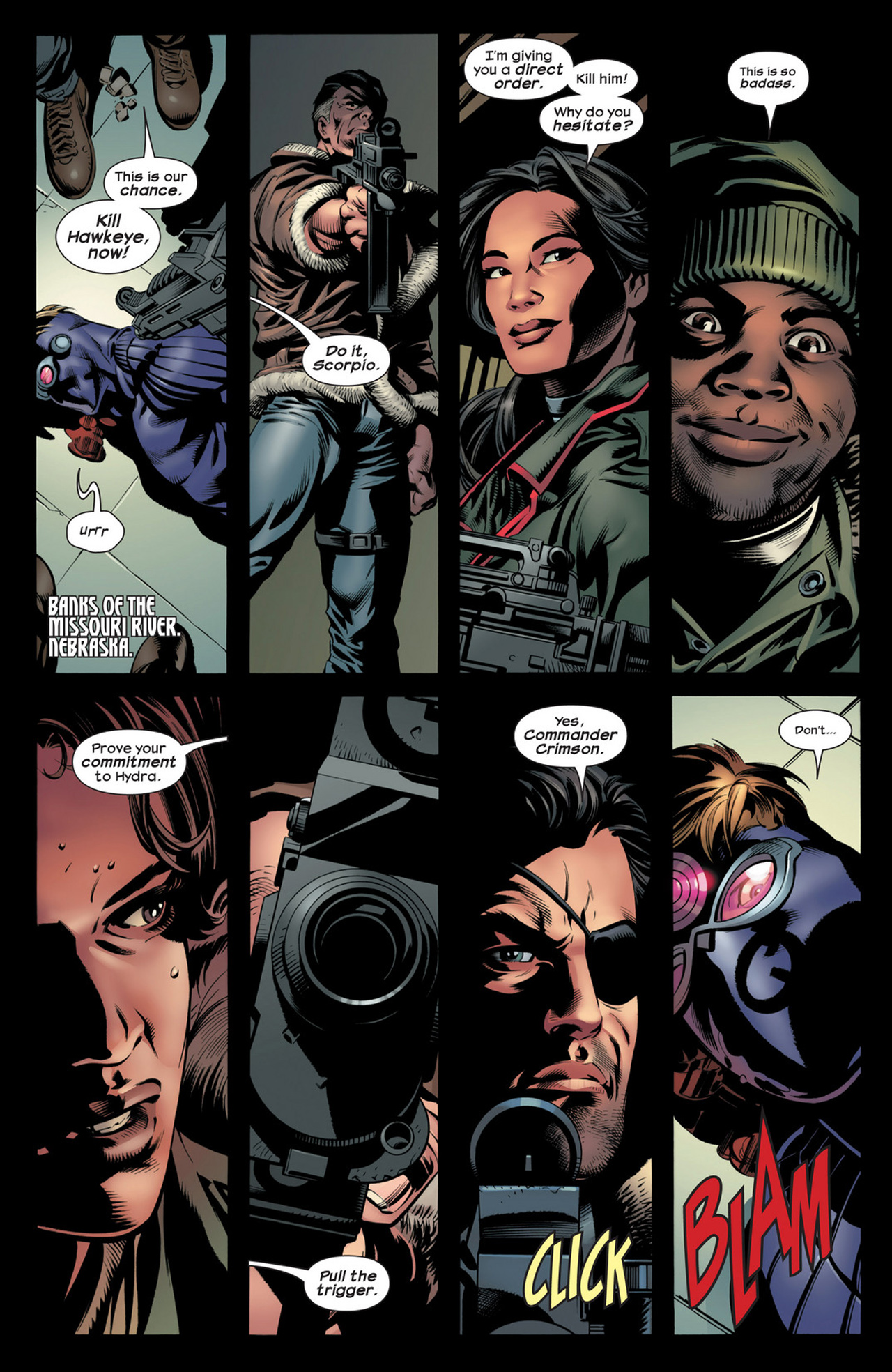Read online Ultimate Comics Ultimates comic -  Issue #21 - 3