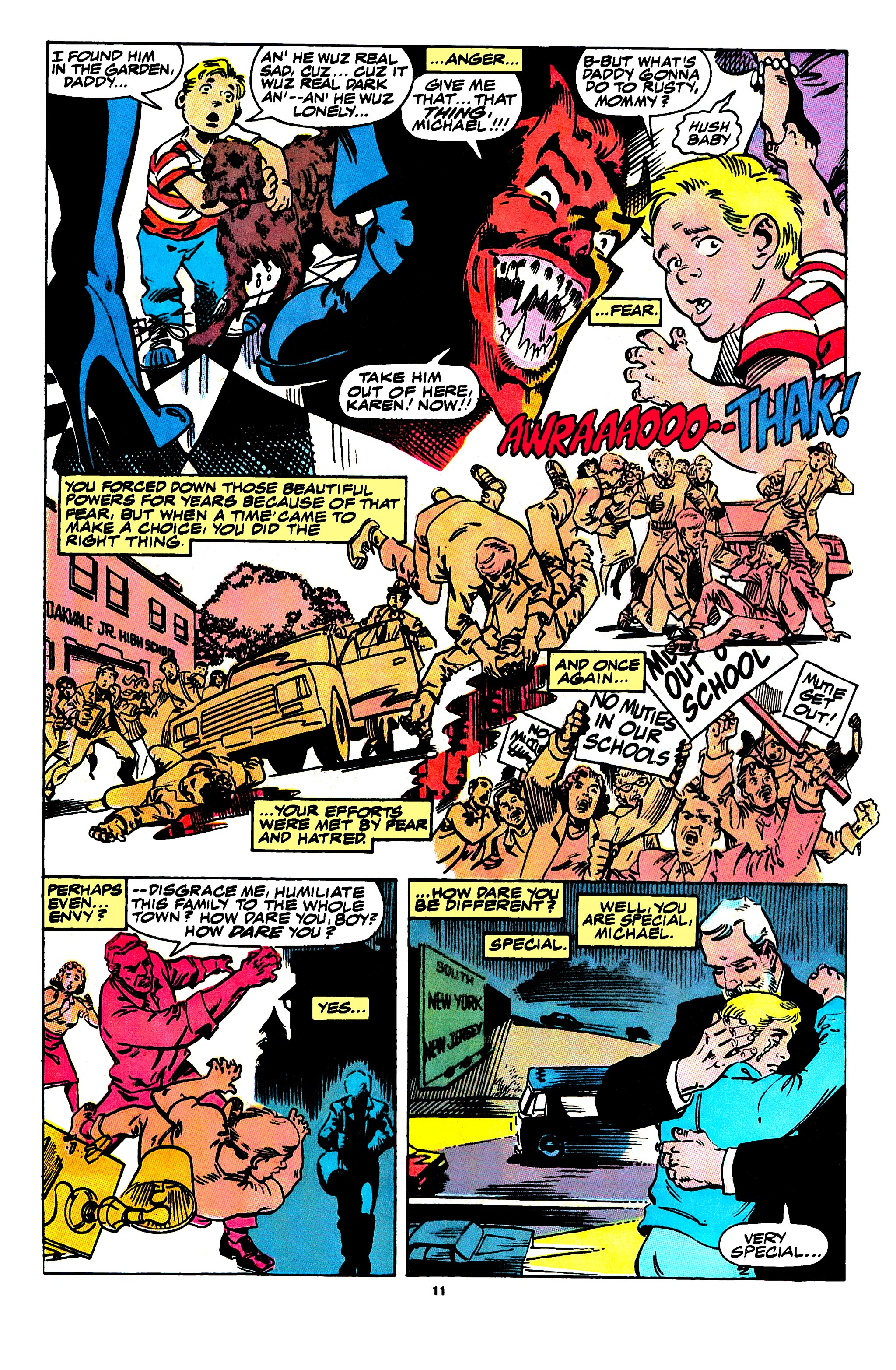 Read online X-Factor (1986) comic -  Issue #47 - 9