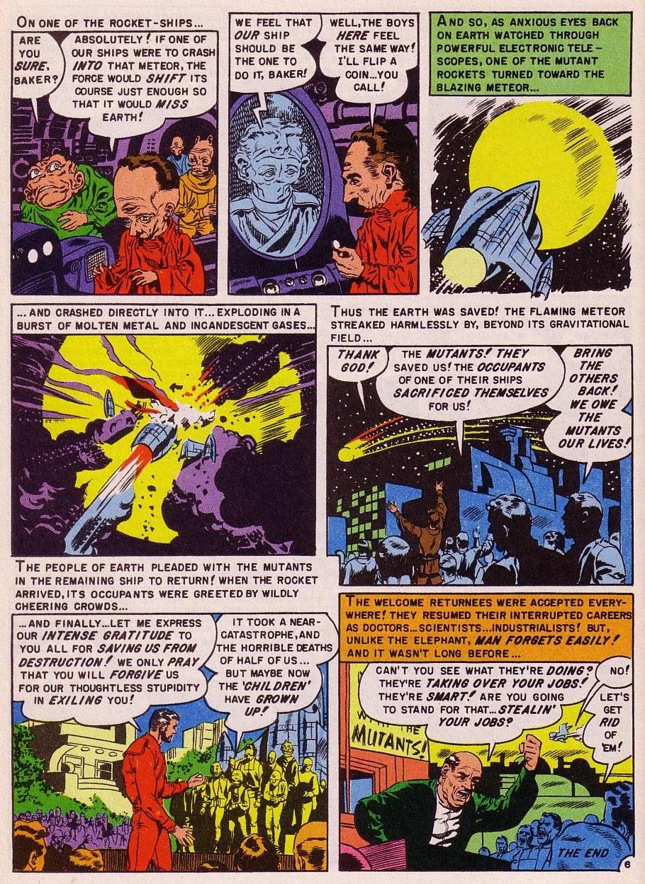 Weird Fantasy (1951) issue 10 - Page 23