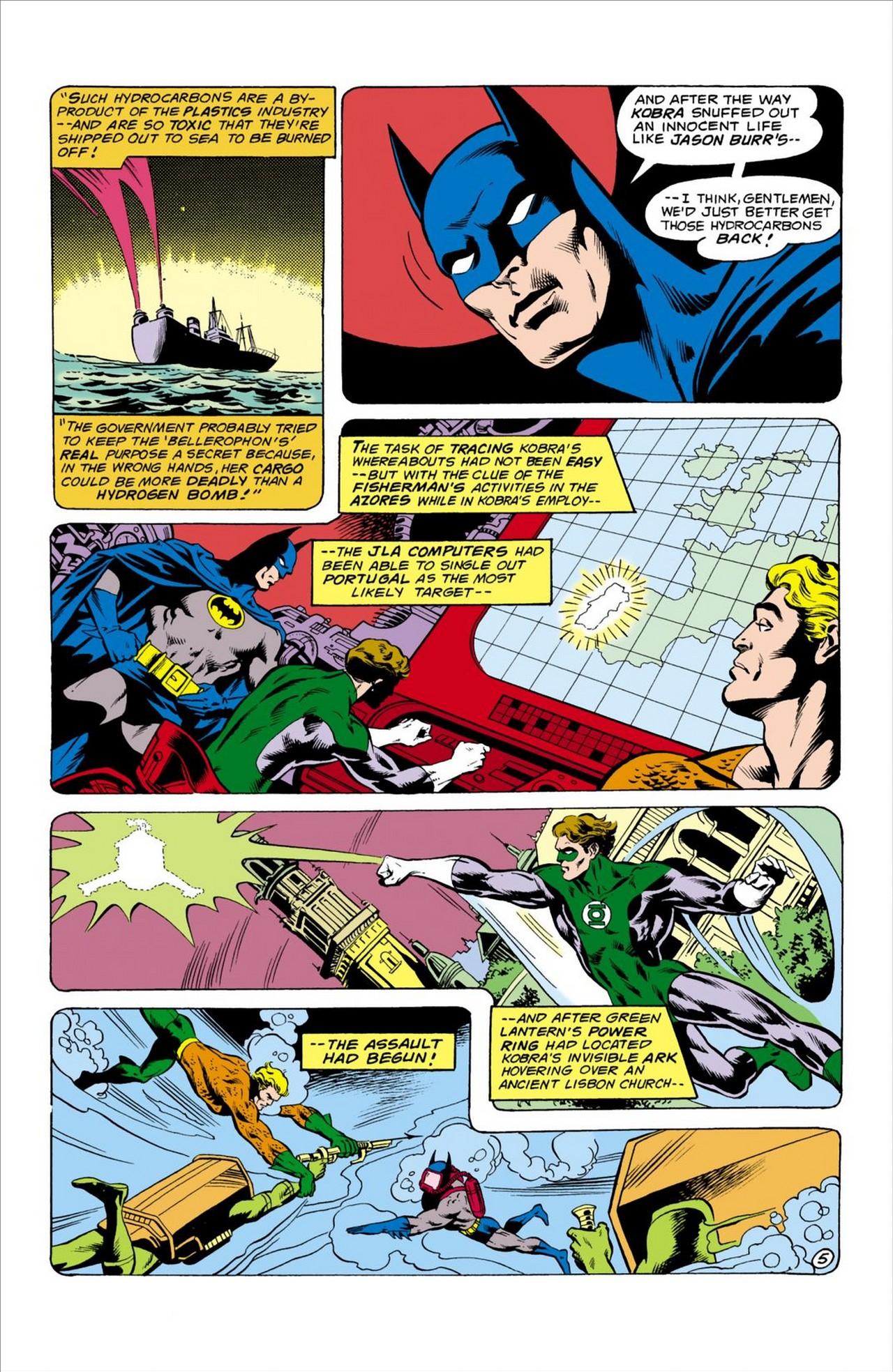 Read online Aquaman (1962) comic -  Issue #61 - 6