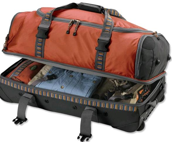 Luggage Set Reviews Rolling Duffle Luggage