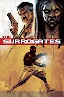 Portada del cómic The Surrogates