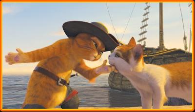 El gato con botas Dreamworks Animation