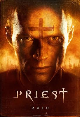Póster de Priest