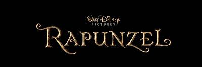 Logotipo de la película Rapunzel