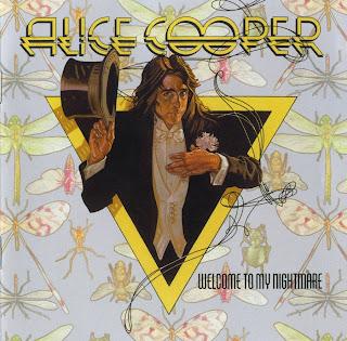 Portada de disco de Alice Cooper