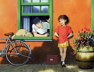 Susurros del Corazón'deStudio Ghibli