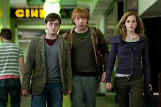 Fotograma de Harry Potter y las reliquias de la muerte. Parte 1