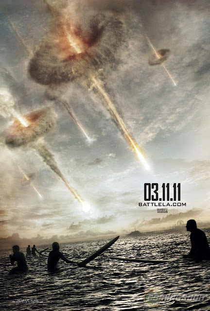 Poster de Battle LA