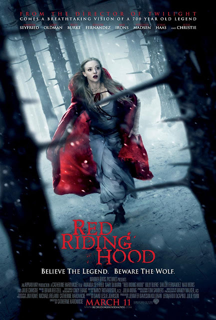 Nuevo póster de 'Red Riding Hood'
