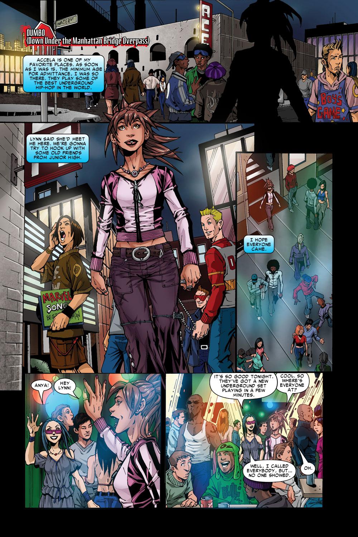 Read online Amazing Fantasy (2004) comic -  Issue #3 - 11