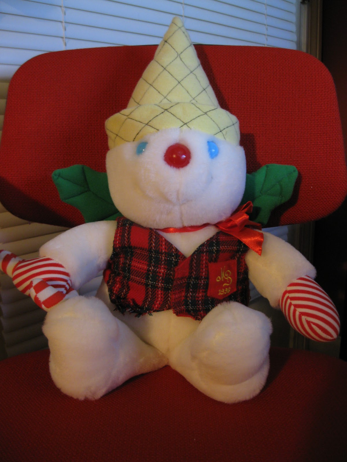 Goodwill Greenville Sc >> Three Makes A Collection: Mr. Bingle arrives for Christmas