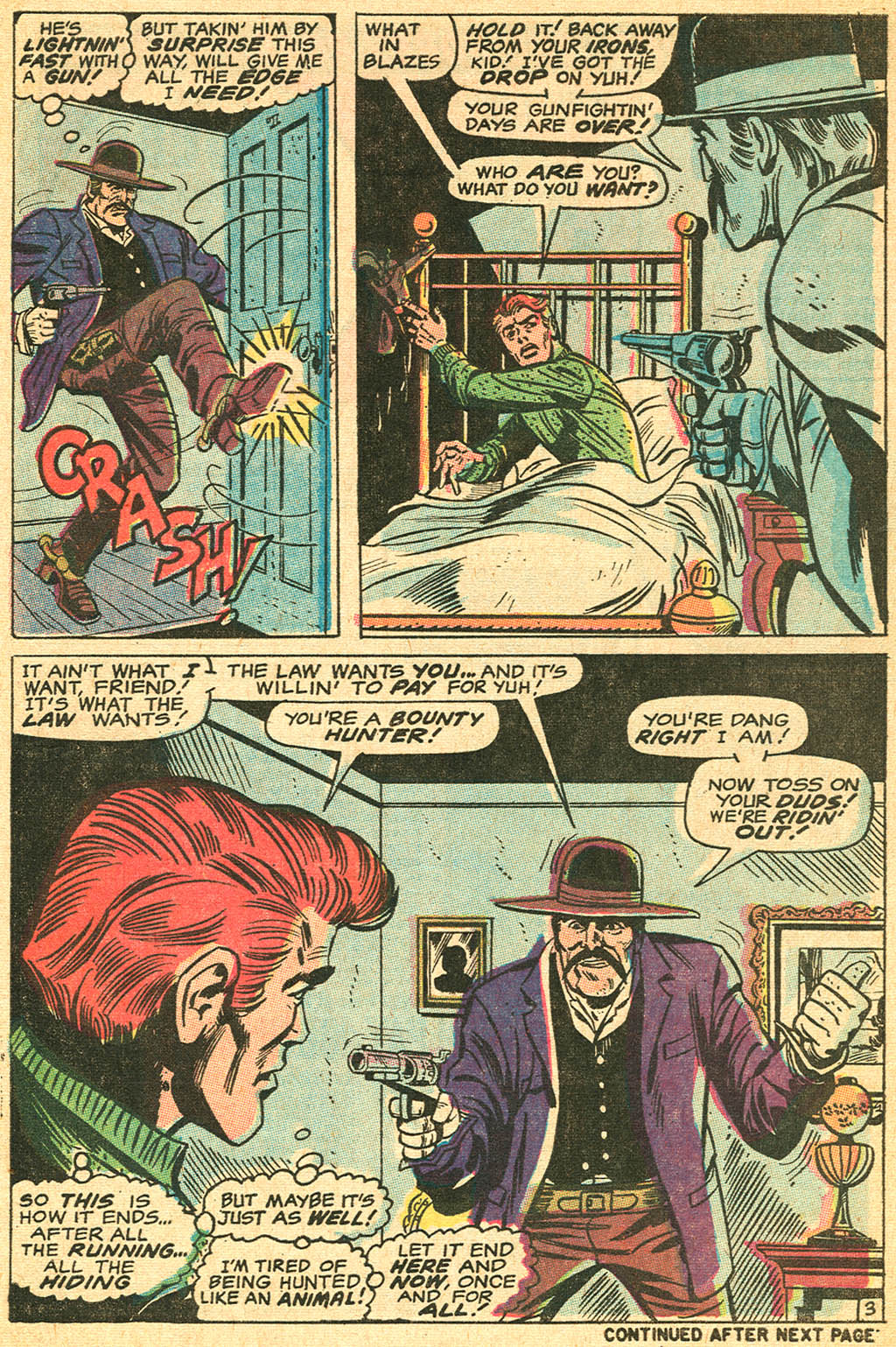 The Rawhide Kid (1955) issue 74 - Page 5