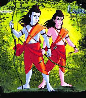 Lava-Kusa to hit screens for Summer holidays in English, Hindi, Telugu and Tamil