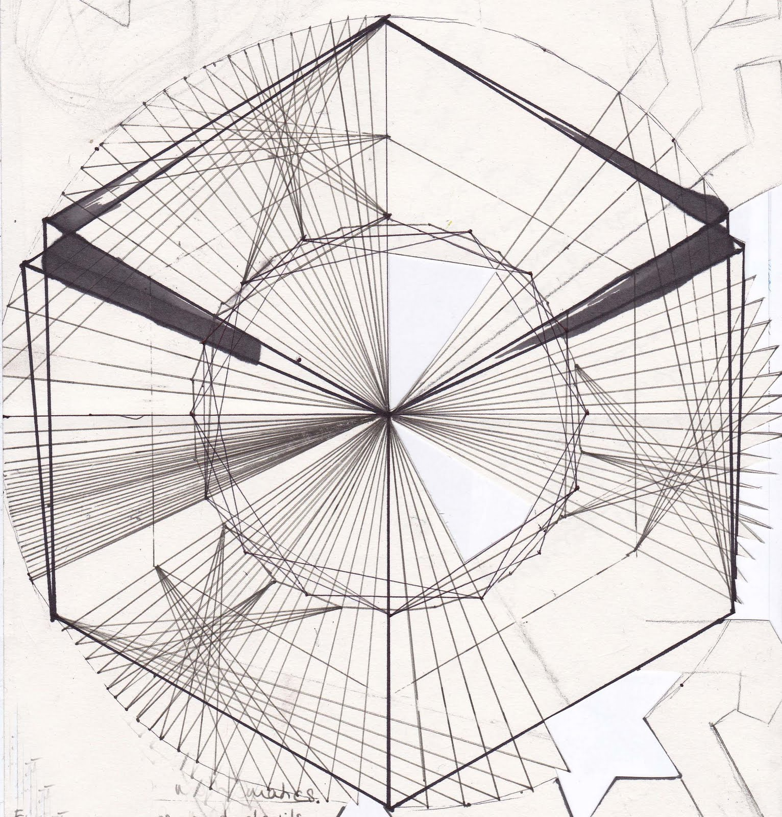 Alexandra Evans: Projective geometry and movement