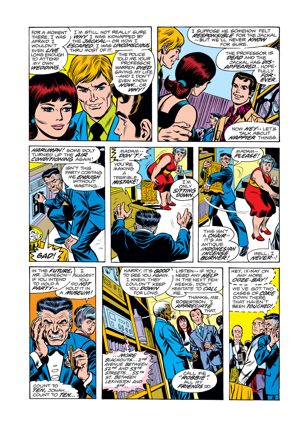The Amazing Spider-Man (1963) 151 Page 8