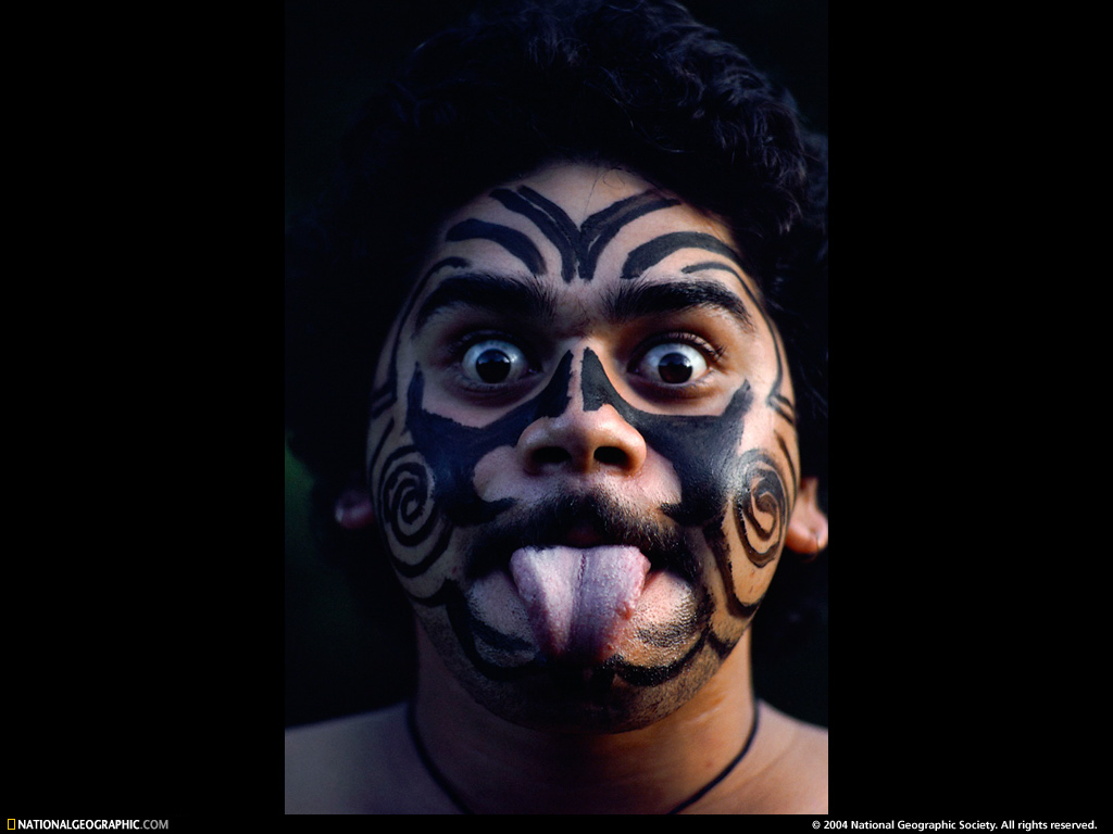 Maori Tattoo Culture: Mazapilones Tattoos