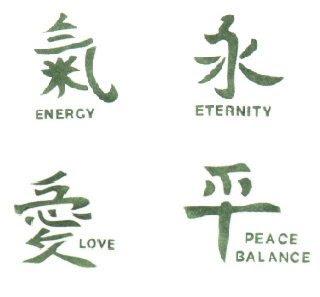 Chinese Zen Symbol