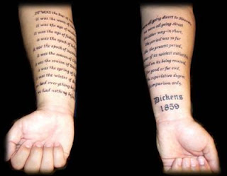 Quote Tattoos Ideas For Love