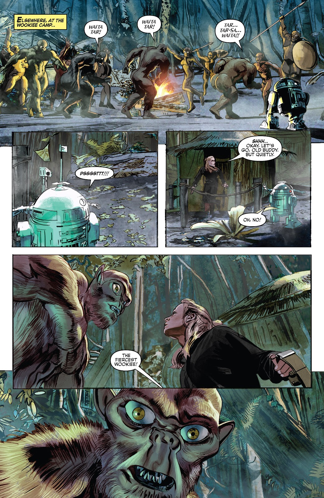 Read online Star Wars Legends: Infinities - Epic Collection comic -  Issue # TPB (Part 5) - 43