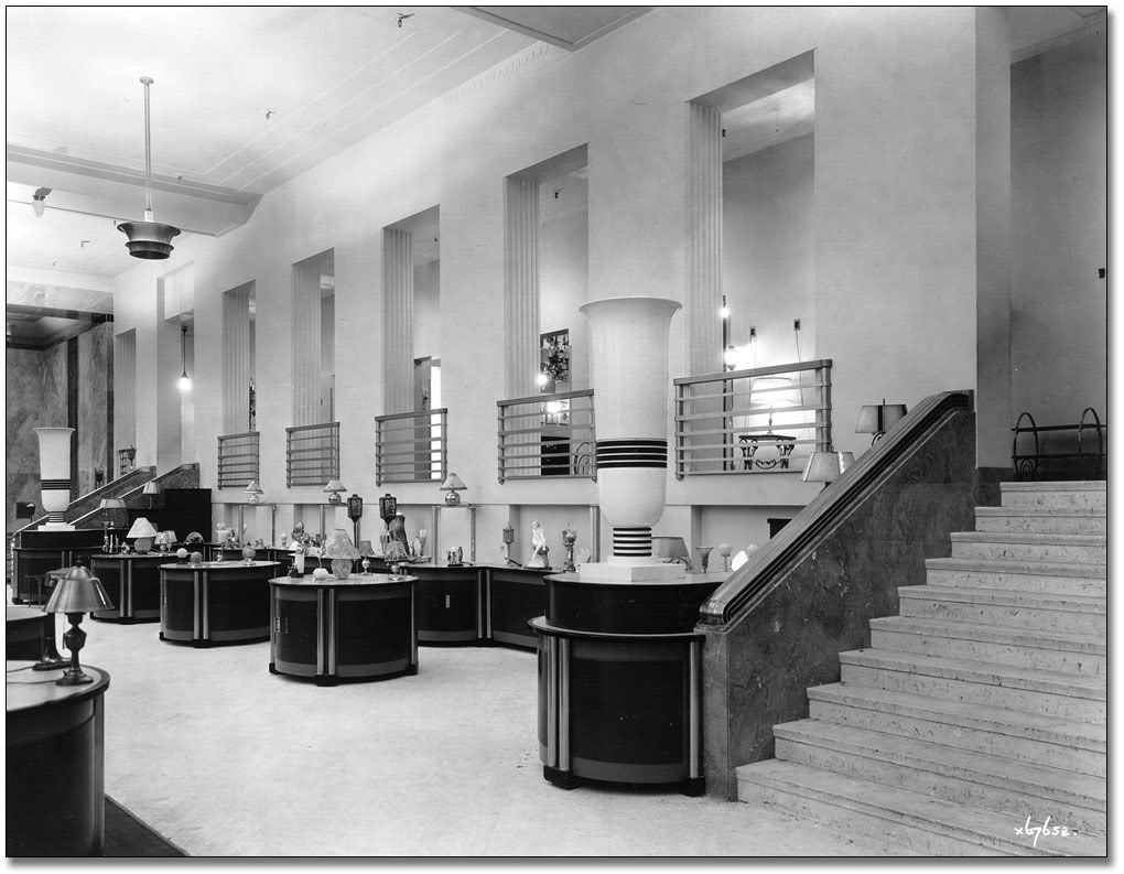 Lost Toronto Eaton S College Store The Carlu