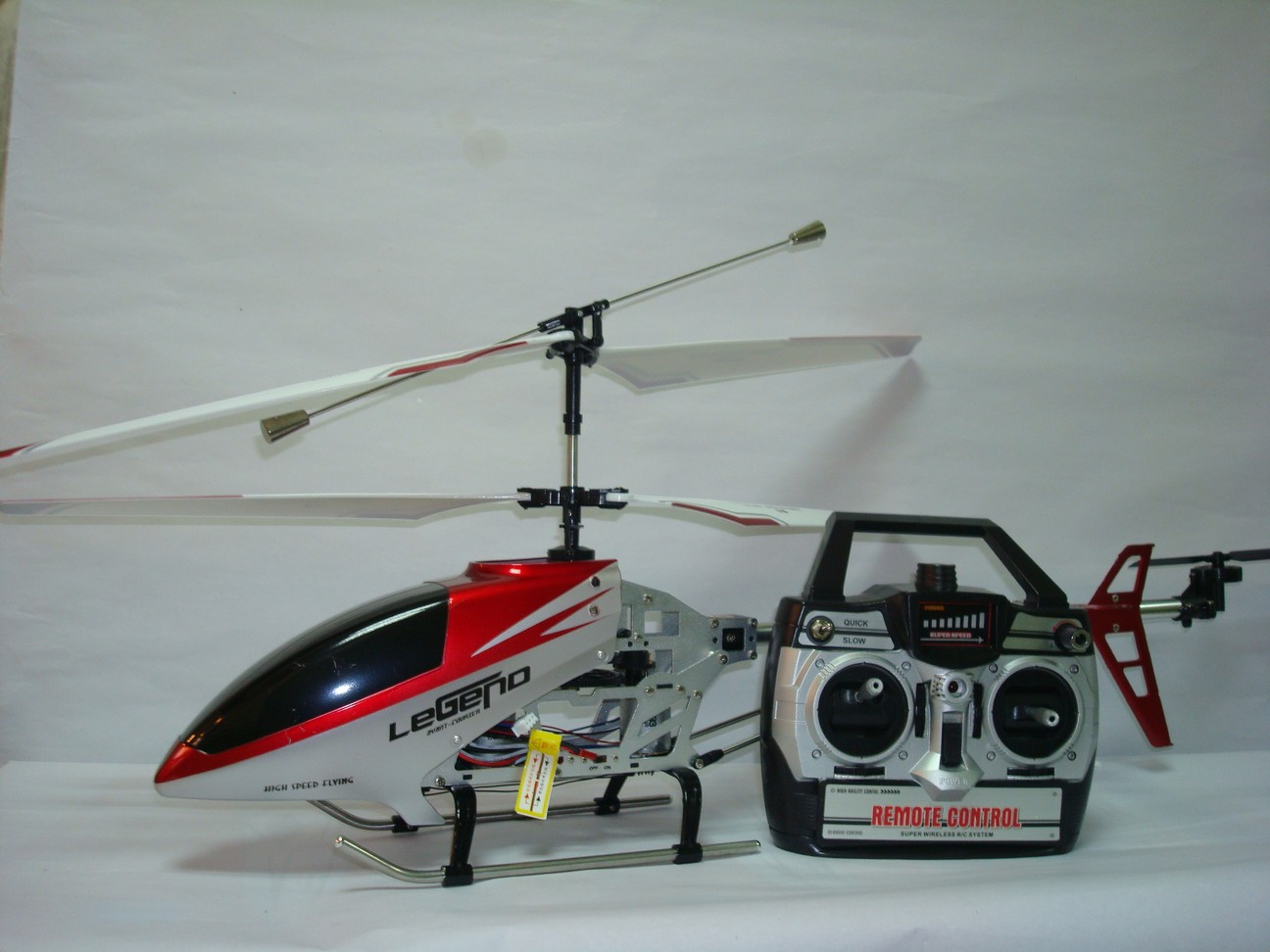 Legend 9050 rc helicopter
