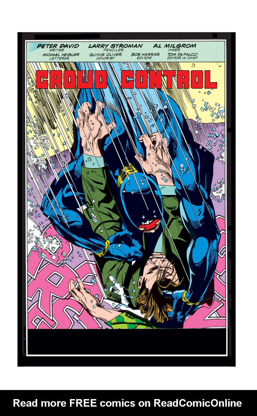 Read online X-Factor (1986) comic -  Issue #73 - 3