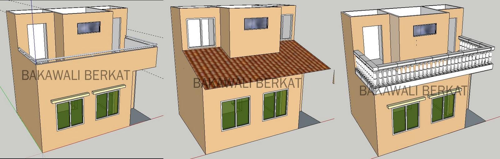 Ubahsuai Rumah Teres Setingkat Corner Lot Design Rumah Terkini