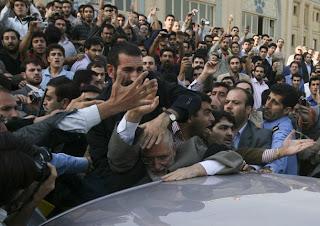 Karroubi alla Fiera del Libro