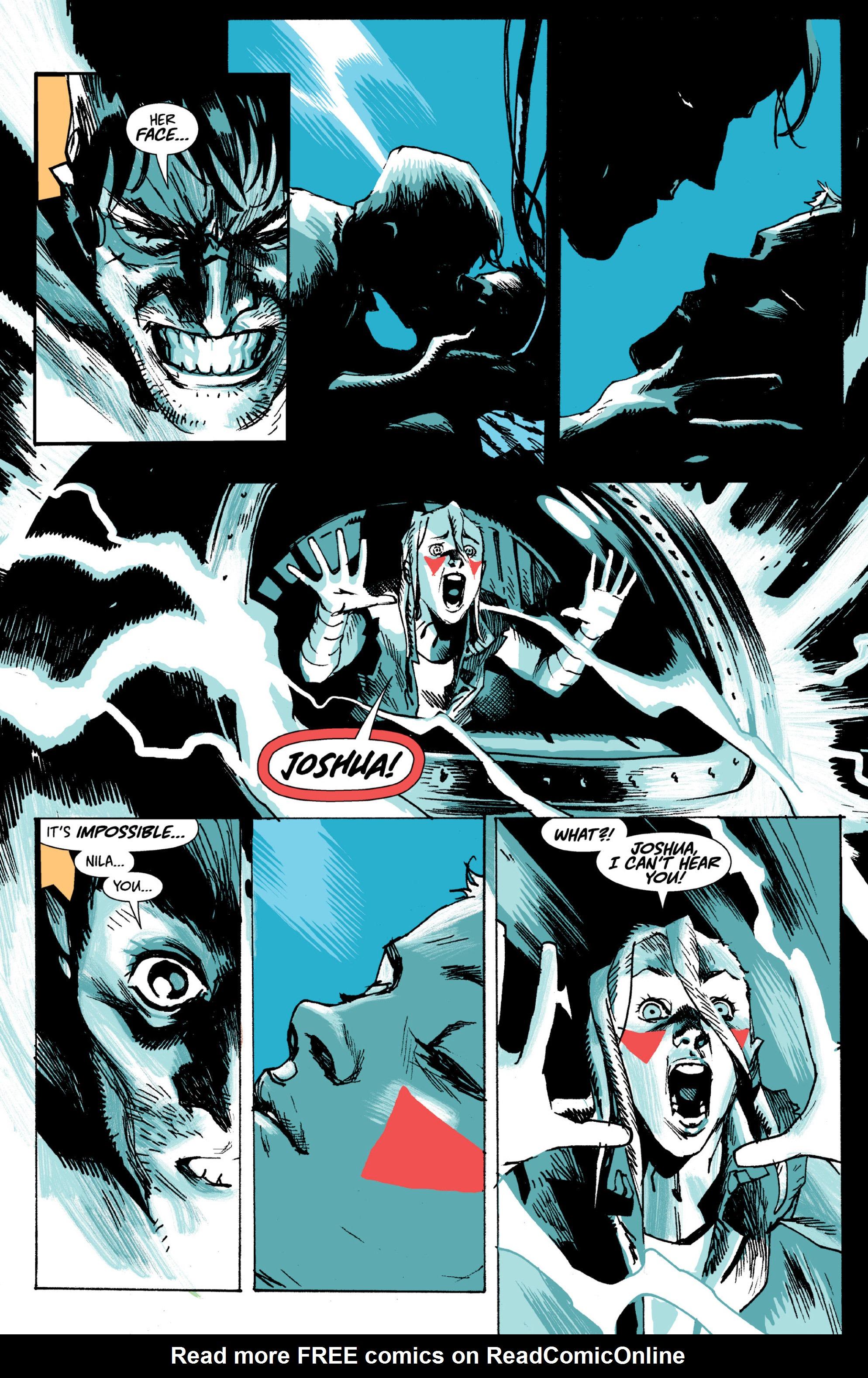 Read online Ei8ht comic -  Issue # TPB - 74