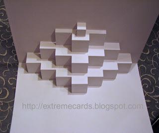 cupcake pop up card