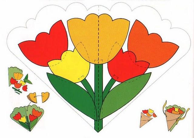 Подборка самых оригинальных самодельных открыток к 8 марта Мои Затеи