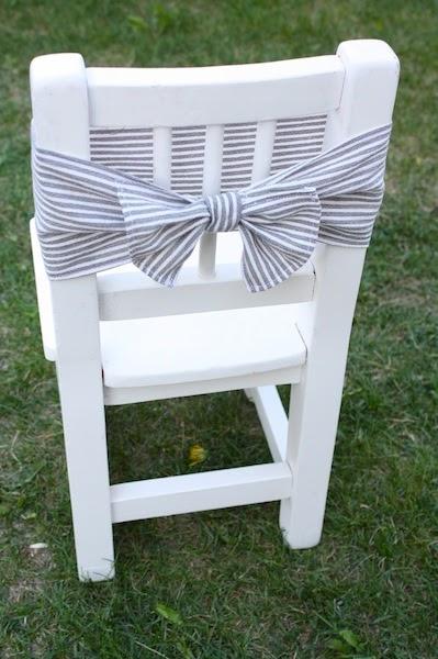 C mo decorar una silla para fiestas cositasconmesh - Como decorar una buhardilla ...