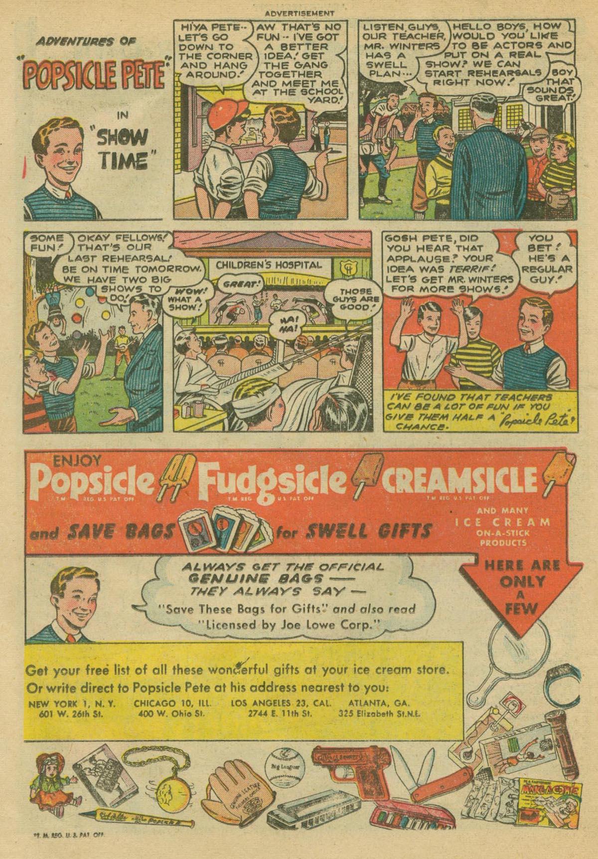 Read online Adventure Comics (1938) comic -  Issue #130 - 35