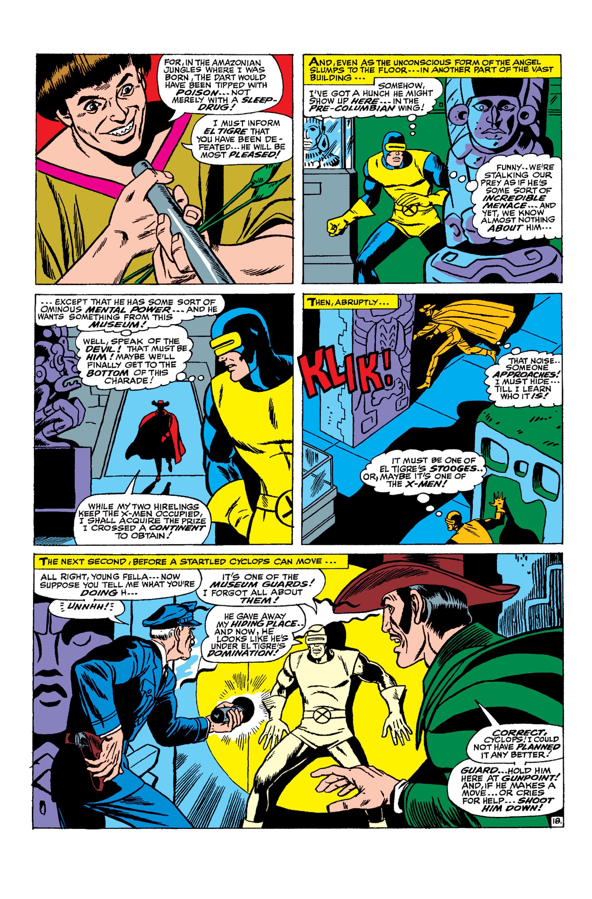 Uncanny X-Men (1963) 25 Page 18