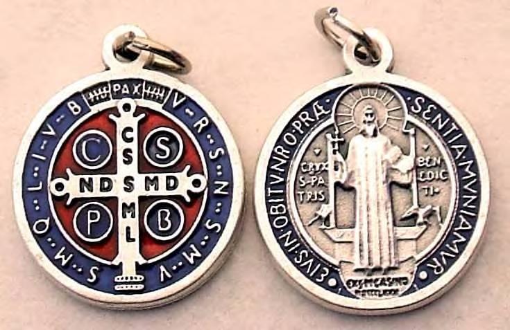 Saint Benedict Medal Prayer