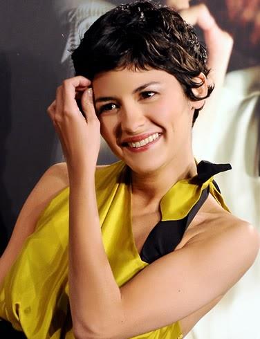 Wallpapers Award Won French Film Actress Audrey Tautou