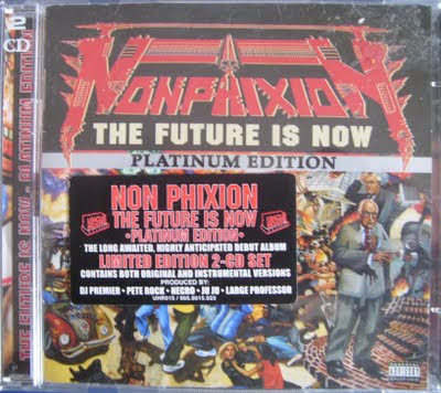 non phixion the future is now megaupload