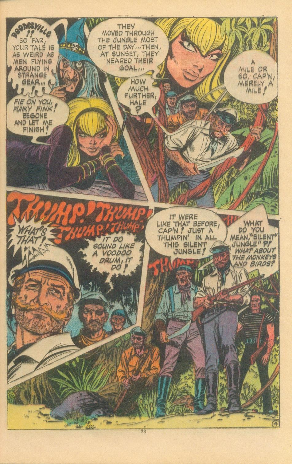 The Witching Hour (1969) issue 38 - Page 25