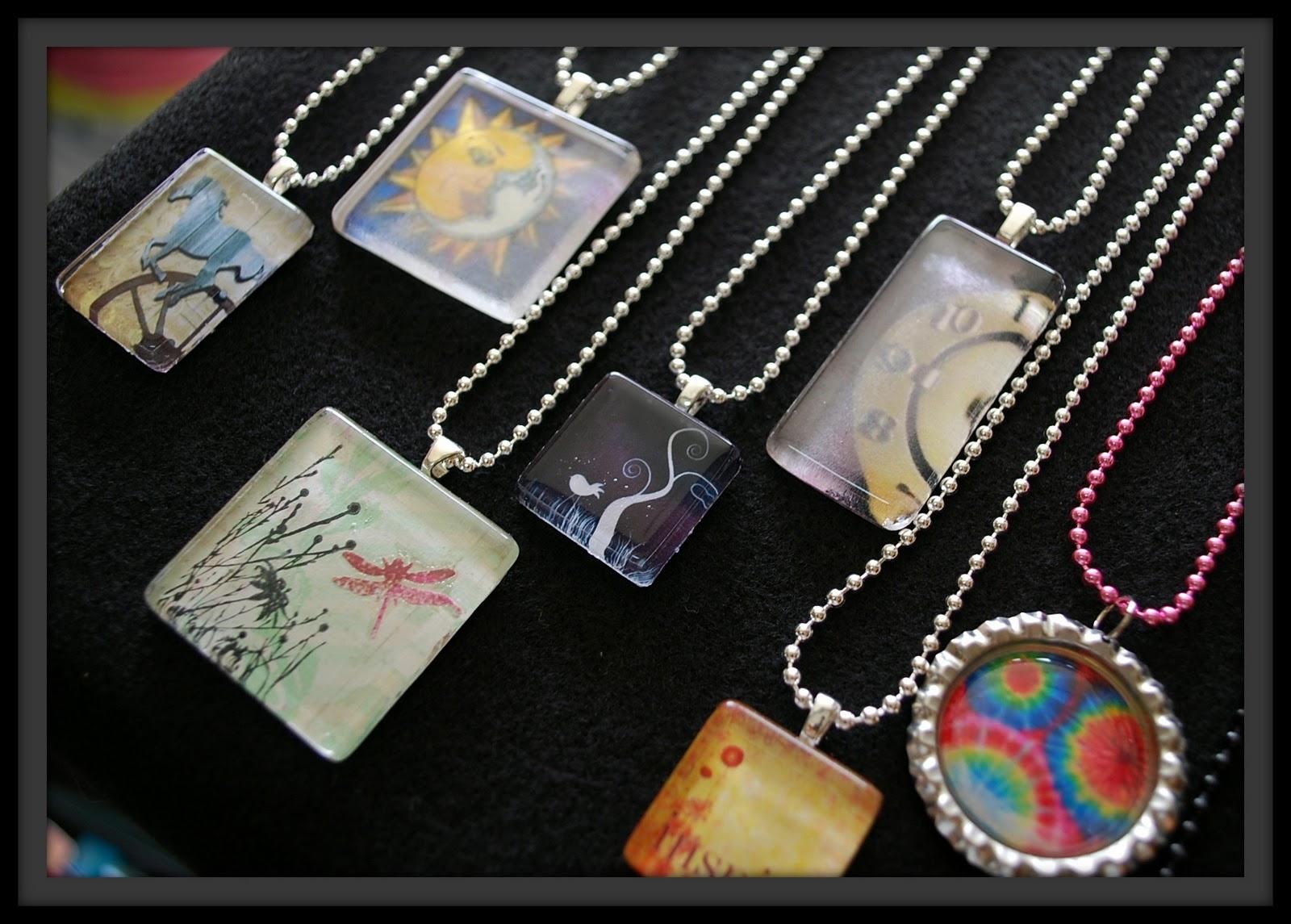 Melinda Orr Metal Amp Clay Jewelry Designs June 2010