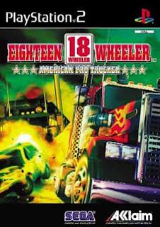 18-Wheeler: American Pro Trucker - Ps2