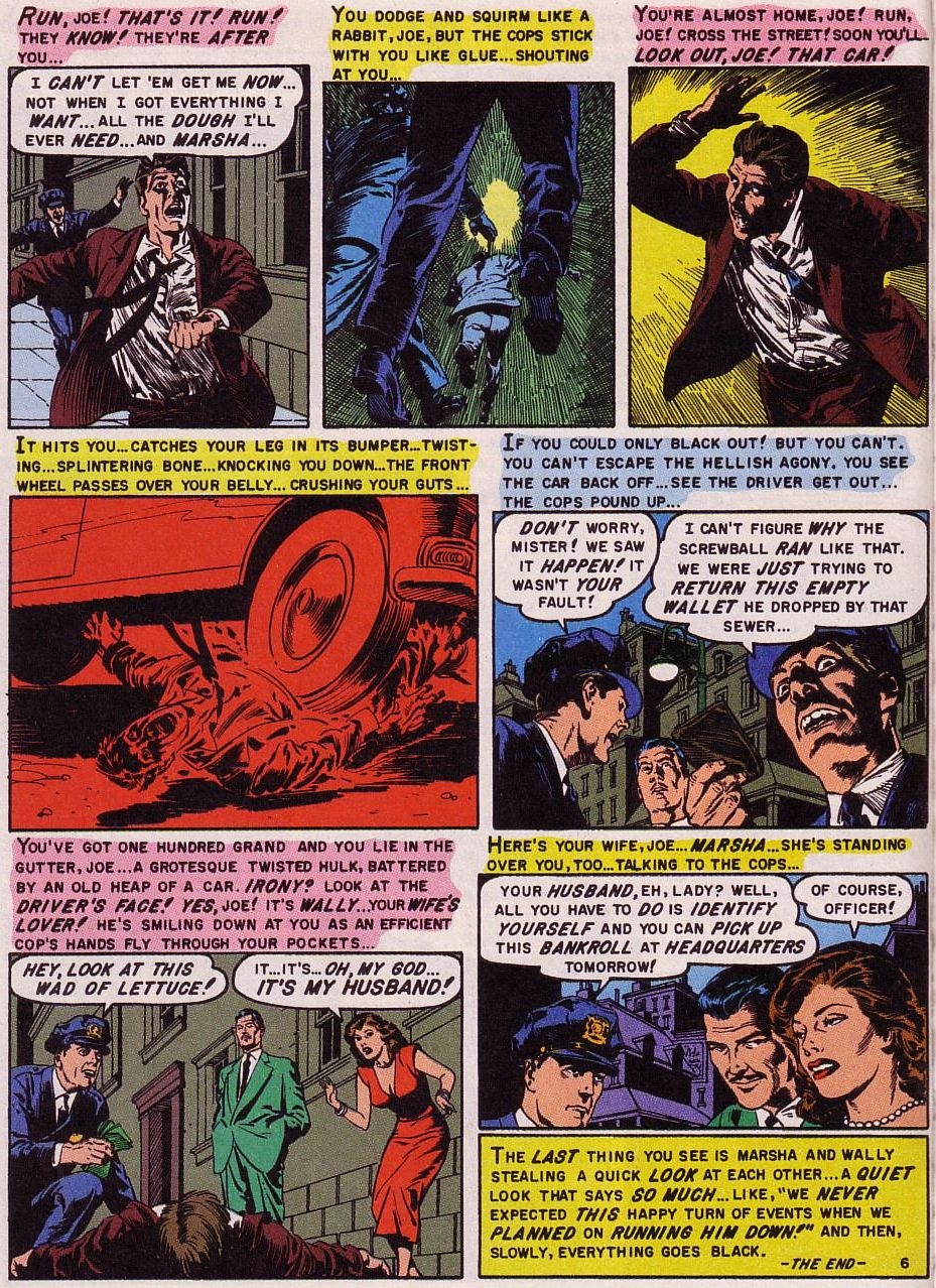 Read online Shock SuspenStories comic -  Issue #18 - 30
