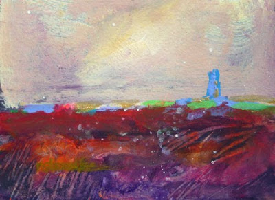 robert burridge landscapes