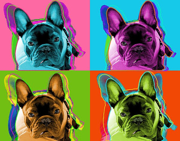 New French Bulldog Art  Art Dog Blog