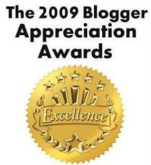 2009 Blogger appriciation award By Babli