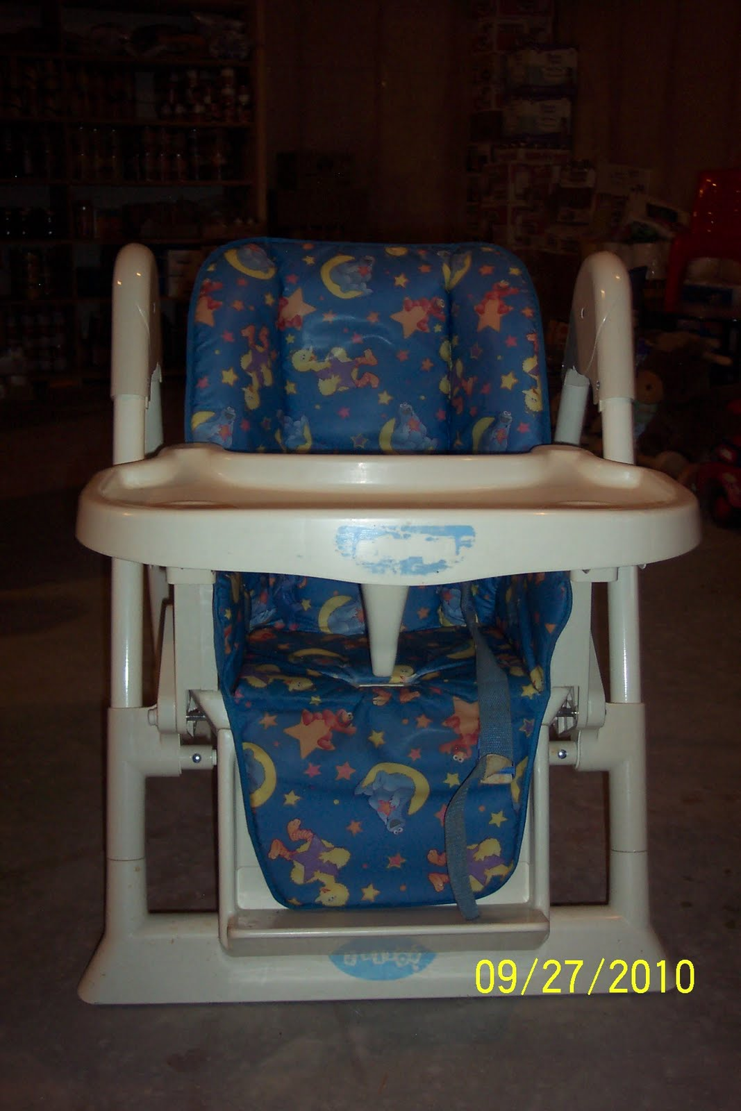 sesame street table and chairs inflatable beach chair cleaning out our closets high