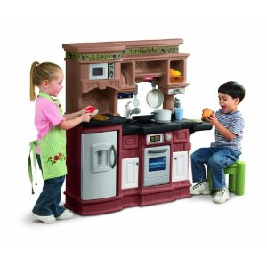 Kitchen Play Set Little Tikes Gourmet Prep N Serve Kitchen
