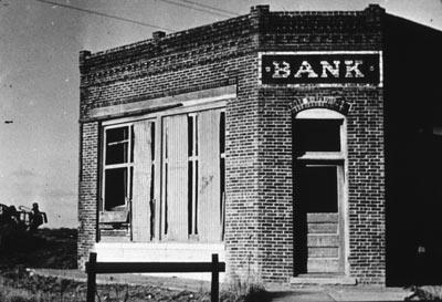 PEU Report: Losing 1/3 of America's Banks